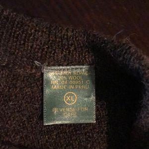 peru unlimited Sweaters - Peru UnLimited Men's Sweater